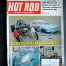 Hot Rod Jan 1971 Beetle~Cuda~Vette~Low Drag~Hot VW'sMaverick Chevy V-16 Fueler