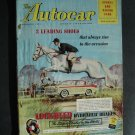 March 28 1958 Autocar Magazine Lockheed Hydraulic Brake
