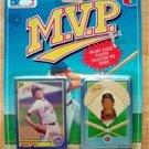 MVP BB 1990 Score Card & Pin NY Mets Frank Viola