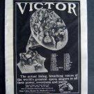 Ca 1910 Victor Talking Machine Good Housekeeping Adv