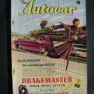 July 4 1958 Autocar Magazine Lockheed Brakemaster