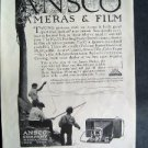 1916 Ansco Cameras & Film St Nicholas Advertisement