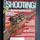 Shooting Times Magazine September 1982 Colt Ithaca Handgun Rifle Winchester