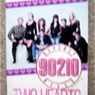 Beverly Hills 90210 Two Hearts Book Based on TV Show 1993