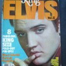 1979 Platinum Presents #3 KING ELVIS Photo Magazine Vol II Incomplete