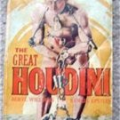 The Great Houdini Book 1971  Paperback Edition Illusionist