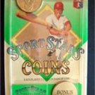 1990 Sport Stars Collector Brass Coins Doc Gooden NY Mets and Bonus BanDai