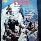 Boris Karloff Gold Key Comic Book # 61 June 1975 Tales of Mystery