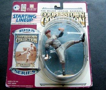 Bob Feller 1995 Cooperstown Kenner Starting Lineup SLU Figure MLB MIP