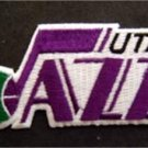 Utah Jazz Basketball NBA Cloth Patch  3 1/2""