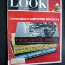 LOOK MAGAZINE September 12 1961 President War Hemingway