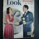 1949 Look March 1 ~ Olivia De Havilland Bob Hope