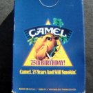 Joe Camel Cigarettes 75th Birthday Deck Playing Cards Still Smokin 1988