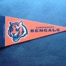 "Cincinnati Bengals NFL Football 9"" Mini Pennant Rico / Tag Express"