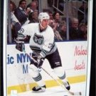 Hartford Whalers Hockey Team Photo Glen Featherstone Jan 25 1996 vs L A Kings