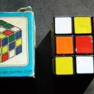 "Wonderful Puzzler Rubiks Cube in Box Taiwan 2"" Across"