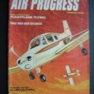 AIR PROGRESS MAGAZINE SEP 1966 AVIATION MILITARY