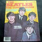 The Beatles Are Coming Again Magazine May 1977 E-Go Collectors Series