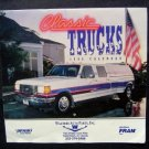 Vintage 1996  CLASSIC TRUCKS Auto Calendar