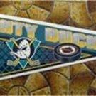 Anaheim Mighty Ducks NHL Hockey Pennant WinCraft USA MOC