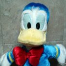 "Authentic Original Disney Store Exclusive Donald Duck Plush 18"" Tall"