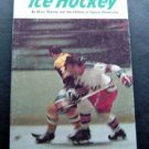 Sports Illustrated Ice Hockey Book by Mark Mulvoy 1971