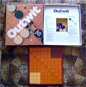 Vintage 1979 OUTWIT Board Game Parker Brothers