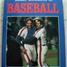 Great Moments in Baseball Book by George Flynn 1987