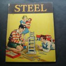 Vintage 1940 STEEL Booklet by Esther Gould  # 1091
