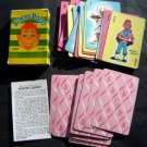 Vintage Howdy Doody Playing Cards Game Deck 40 Cards in Box Russell Mfg.