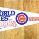 1984 Chicago Cubs World Series Phantom Pennant Full Size 30""