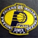 """Indiana Pacers Basketball NBA Cloth Oval Patch 3 1/4"""""""
