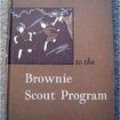 Leaders Guide to the Brownie Scout Program Book 1957 2nd Edition
