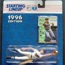 1996 Cal Ripken Jr Kenner Starting Lineup SLU Collector Figure Card MIP