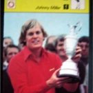 1977-1979 Sportscaster Card Golf Johnny Miller 09-11