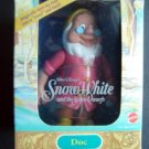 Mattel ~ Disney ~ Snow White ~  DOC Figure MIB