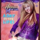 Hannah Montana A Day in the Life Sticker Activity Book Disney 2007