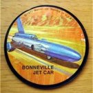 "1971 Mattel Instant Replay Record Disc 2 1/2"" Speed Machine Bonneville Jet Car"