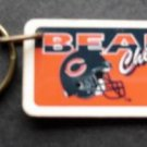Chicago Bears NFL Footbal Plastic Key Chain 1994 Tag Express 2 1/4""