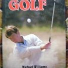 History of Golf Book by Michael Williams 1985 Hrdcvr
