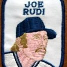 1978 Penn Emblems Baseball Patch Joe Rudi Angels