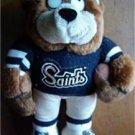 """New Orleans Saints Football 8"""" Teddy Bear Plush"""