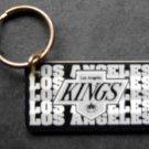 """Los Angeles Kings NHL Hockey Plastic Key Chain Tag Express 1993 2 1/4"""""""