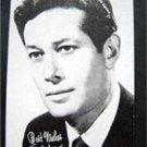 Arcade Exhibit Card 1960s Actor Ted Andrews