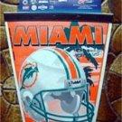 Miami Dolphins NFL Football Pennant Edition # 3