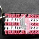 "Portland Trialblazers NBA Basketball Plastic Key Chain Tag Express 2 1/4"""