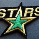"Dallas Stars NHL Hockey 3"" Die Cut Patch"
