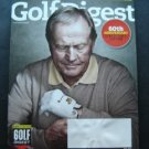 Golf Digest Magazine Mar 2010 60th Anniv Collectors Edition Jack Nicklaus Cover