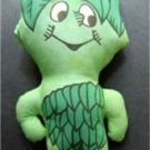 Green Giant Little Sprout Stuffed Advertising Figure