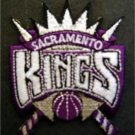 Sacramento Kings NBA Basketball Logo Patch Die Cut 2""
